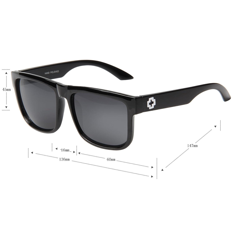 Jee Retro Sonnenbrillen damen herren wayfarer 81016(2 Paare) HYa1vlO8d3