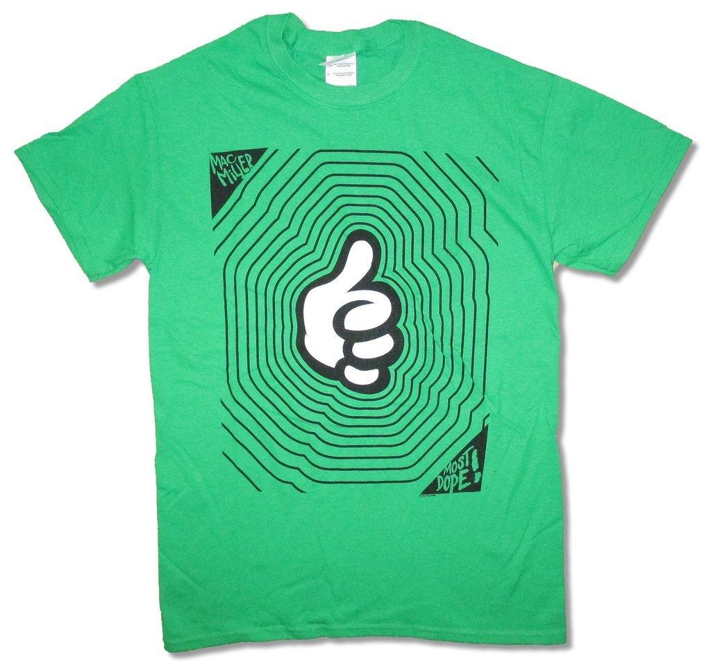 Most T Miller Hop Thumbs Mac Hip Kelly Green Dope Up Shirt The UVSzMqpG