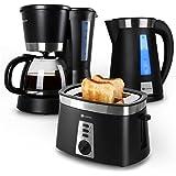 fr hst ckscenter 3in1 fr hst cks center 3in1 wasserkocher kaffeemaschine toaster kombi. Black Bedroom Furniture Sets. Home Design Ideas