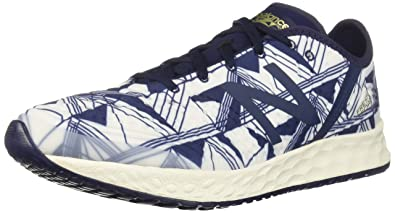 New Balance Women s Crush V1 Fresh Foam Cross Trainer Pigment Metallic Gold  5 ... 7affafdad3402