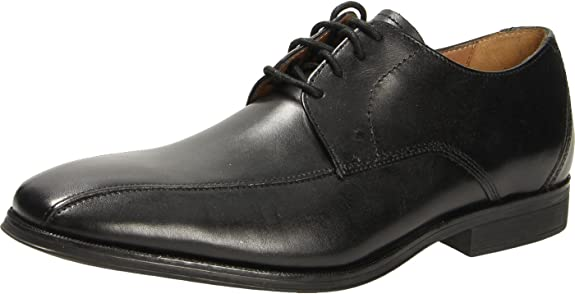 TALLA 40 EU. Clarks Gilman Mode, Zapatos de Cordones Derby para Hombre