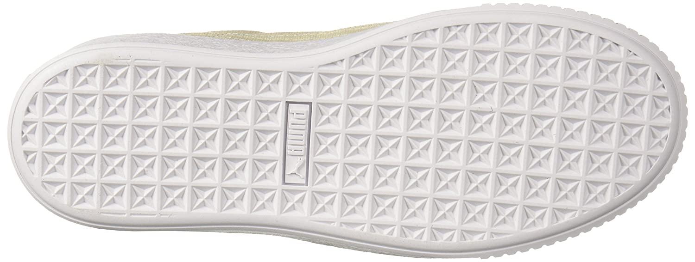 Puma - - Puma Frauen Korb Plattform Canvas Schuhe 40404c