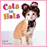 Cats In Hats 2016 2016 Mini Wall