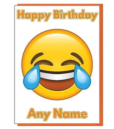 BabySmiles - Lol lágrimas de alegría tarjeta de cumpleaños ...