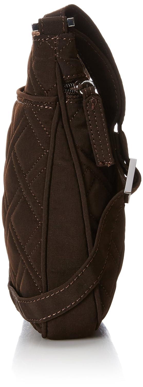 Amazon.com  Vera Bradley Petite Double Zip Hipster 2 Crossbody Bag ... 28c847dcb68b2