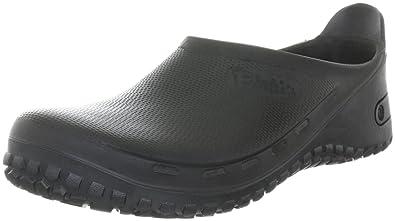 Birki's PROFI BIRKI AS 74011 Unisex-Erwachsene Clogs & Pantoletten, Schwarz (BLACK), EU 38