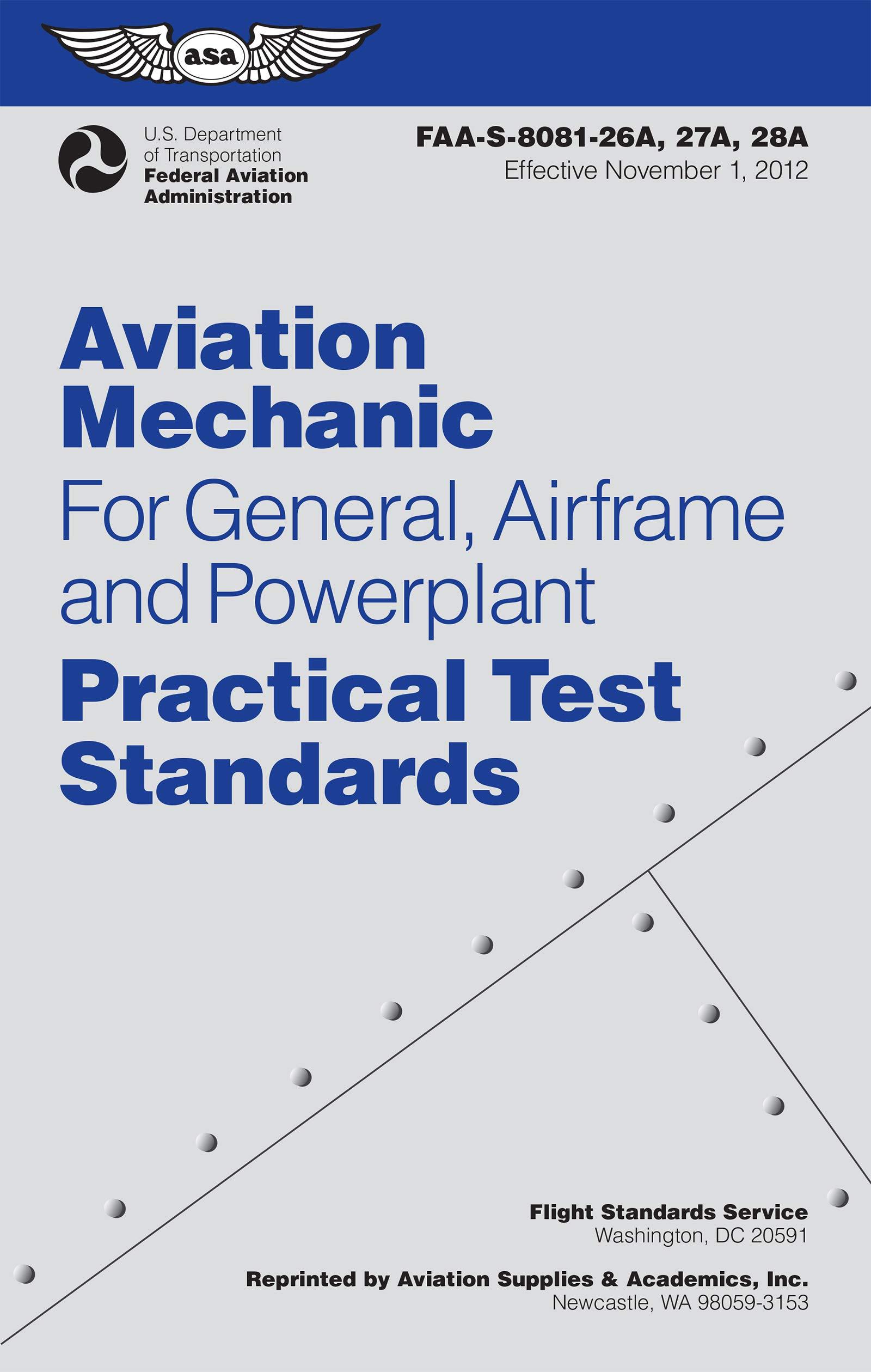 Read PDF Aviation Mechanic Powerplant Practical Test Standards
