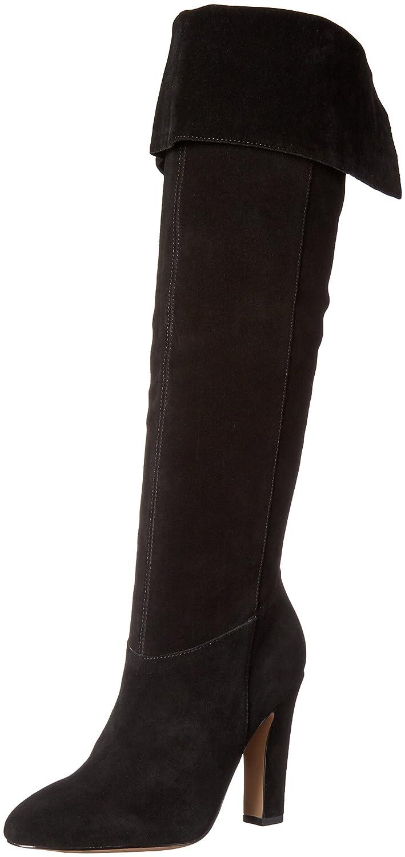 ALDO Women's Rixon Slouch Boot B01JKJEZOI 7 B(M) US|Black Suede