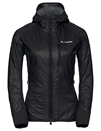 new product f2291 4f131 VAUDE Damen Funktionsjacke schwarz 44