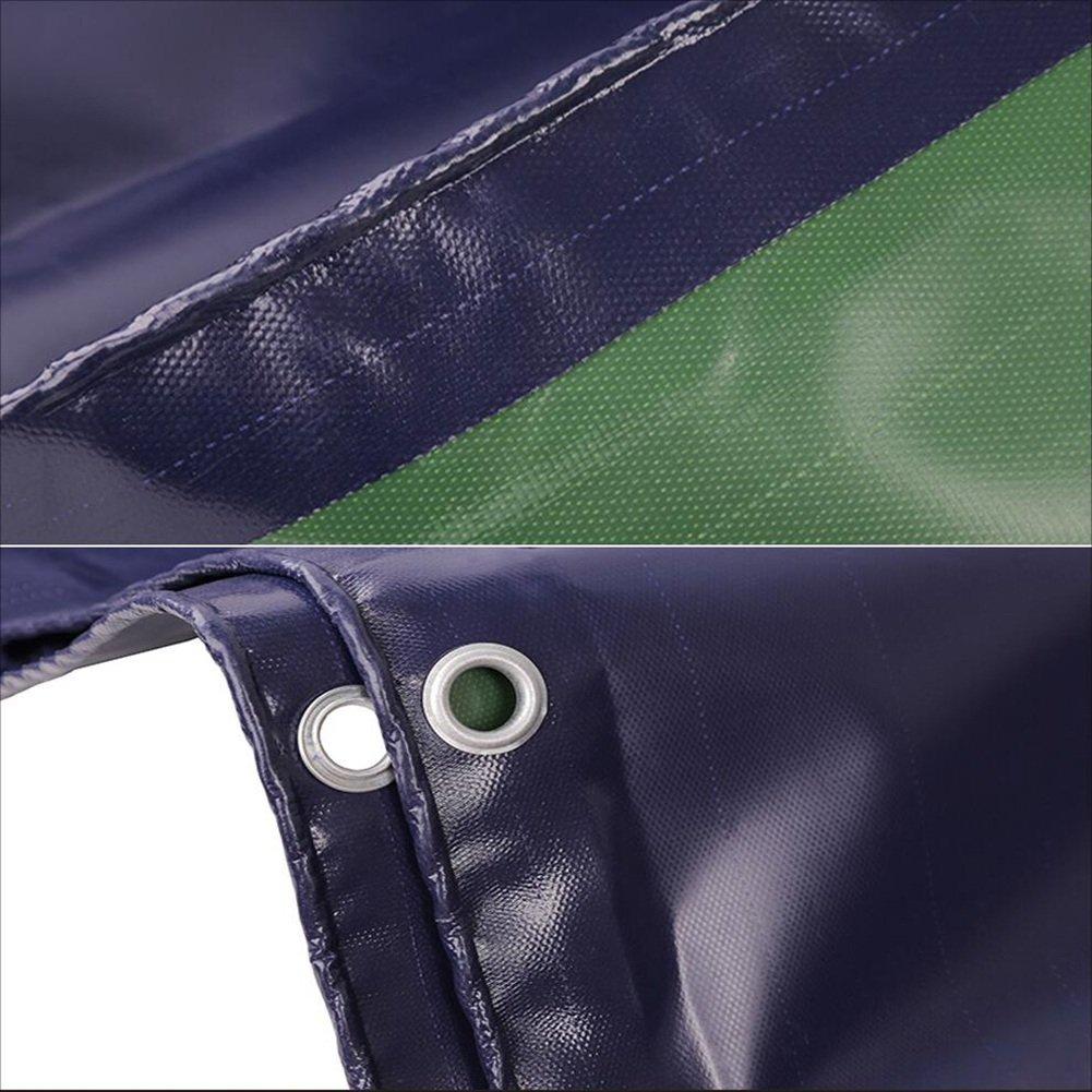 LPYMX Rifugio da Campeggio Tarpaulin, Tappeto da Campeggio Campeggio Campeggio incatramato, Isolamento Solare del carico e Tela Cerata Prossoettiva antiusura in Legno verde (Coloreee   A, Dimensioni   4 x 5m) B07MD33CKC 4 x 5m A   Forma elegante    Design moderno    Ultima a95115