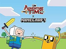 Amazon com: Watch Adventure Time x Minecraft: Diamonds and
