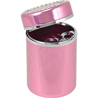 Bell Automotive 22-1-39268-8 \'Pink Diamond\' Ashtray: Automotive [5Bkhe2000866]