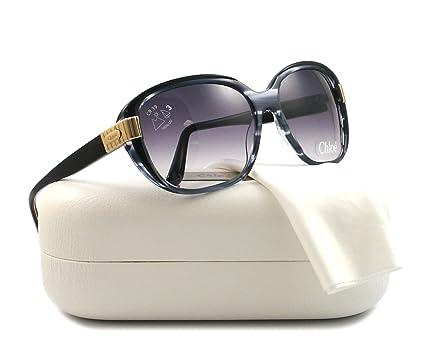 Amazon.com: Chloe CL 2212 Negro C01 Gafas de sol cl2212 ...