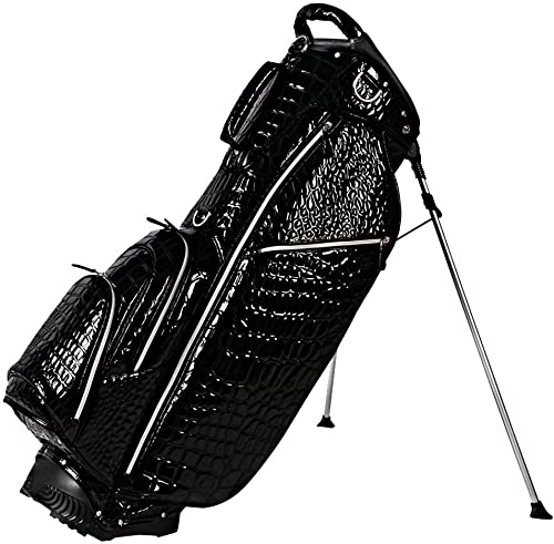 OUUL Alligator Stand Bag, 2017, Black