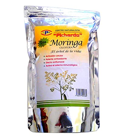 Caribbean Grown Natural Pure Moringa Oleifera Leaves Tea 100ml