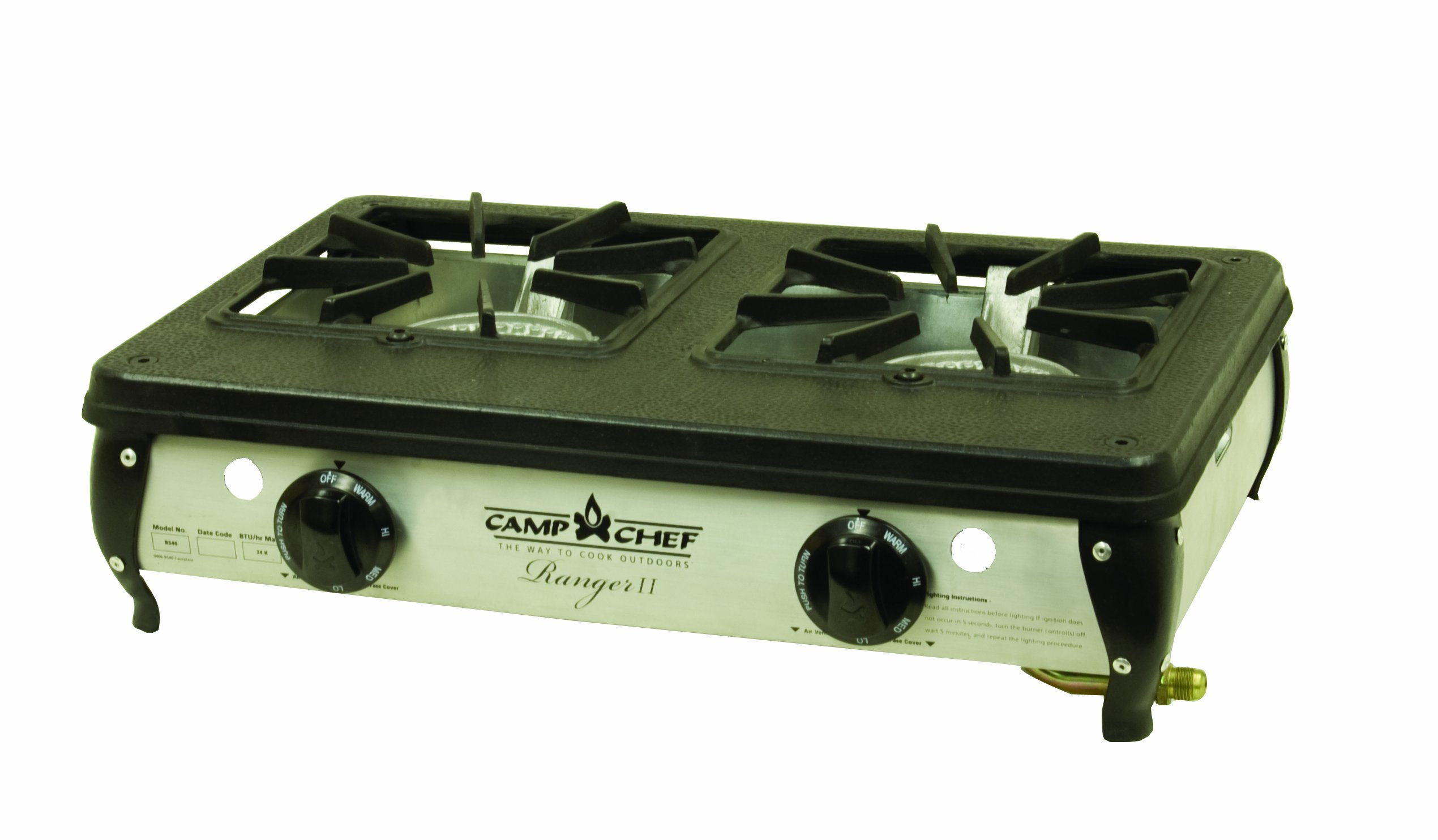 Camp Chef Ranger II Blind Stove by Camp Chef