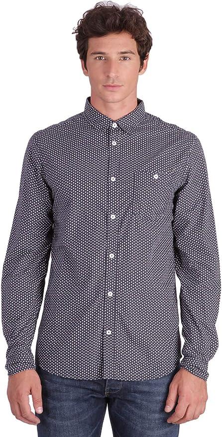 KAPORAL Melly Camisa de Vestir para Hombre: Amazon.es: Ropa y accesorios
