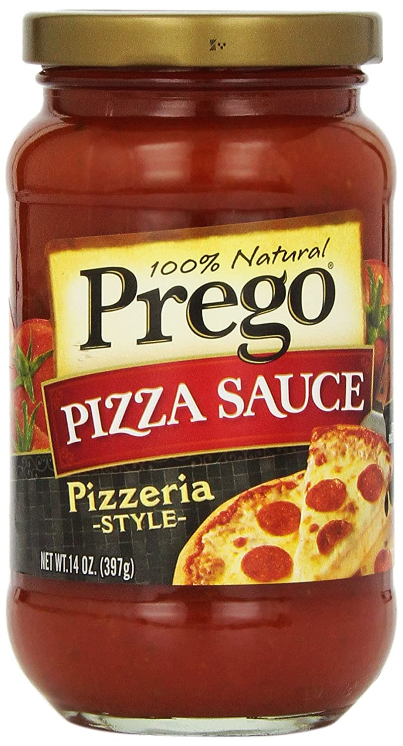 Prego Pizzeria Style Sauce review