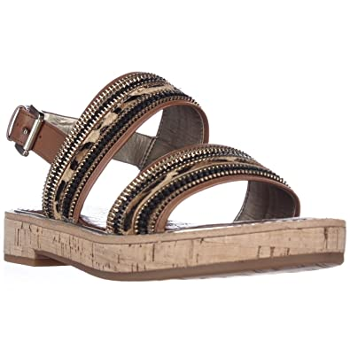 fa6413d7c Image Unavailable. Image not available for. Color  Sam Edelman Nala Flat  Sling-Back Sandals