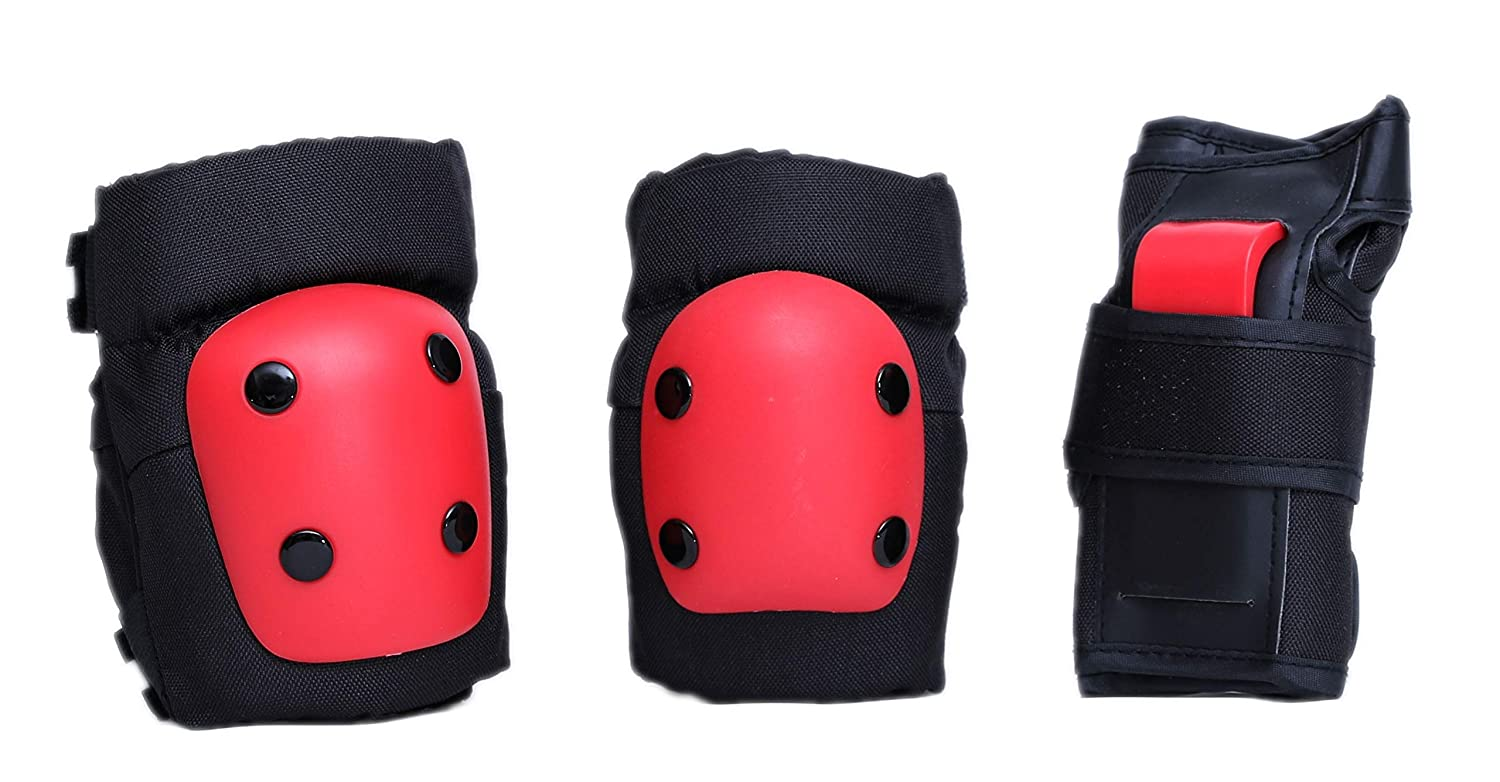 DA Kids Protective Gear Set, Included Knee pad, Elbow pad and Wrist Guard