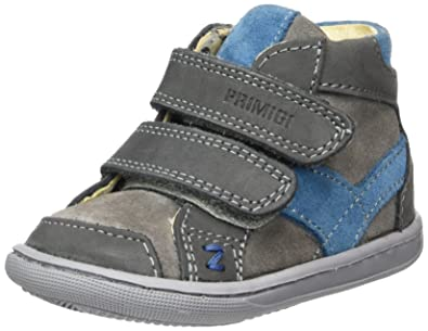 Primigi PBX 8025, Sneakers Basses Bébé Garçon, Bleu (Navy/Blue), 20 EU