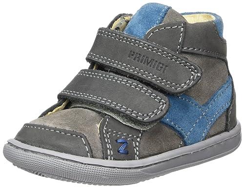Primigi Pbx 8025, Chaussures De Bébé, Gris (antrac / Grigio), 20 Eu