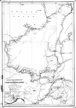 yukon plateau located map, yukon koyukuk map, lower kuskokwim area map, yukon region, kuskokwim river map, on yukon kuskokwim map