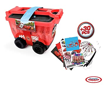 DŽArpeje-CDIC148 Cars 3 Carro Color Rosso 148CDIC: Amazon.es: Juguetes y juegos