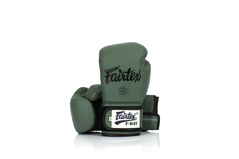 Fairtex V/éritable Fday Gants de Boxe Nouvelle /édition Limit/ée avec Micro Fibre Mat/ériau