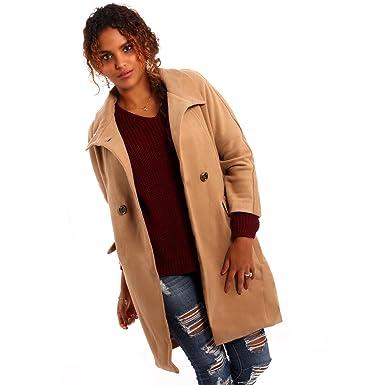 Mantel oversize damen