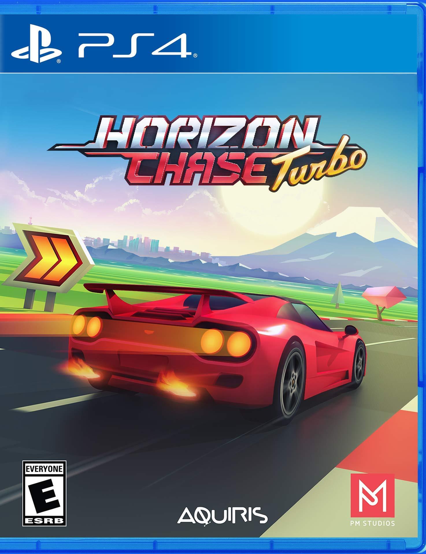 Horizon Chase Turbo - PlayStation 4