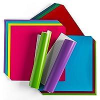 "Cricut Premium Vinyl - Removable, 12"" x 12"" Adhesive Decal Sheets - Variety"