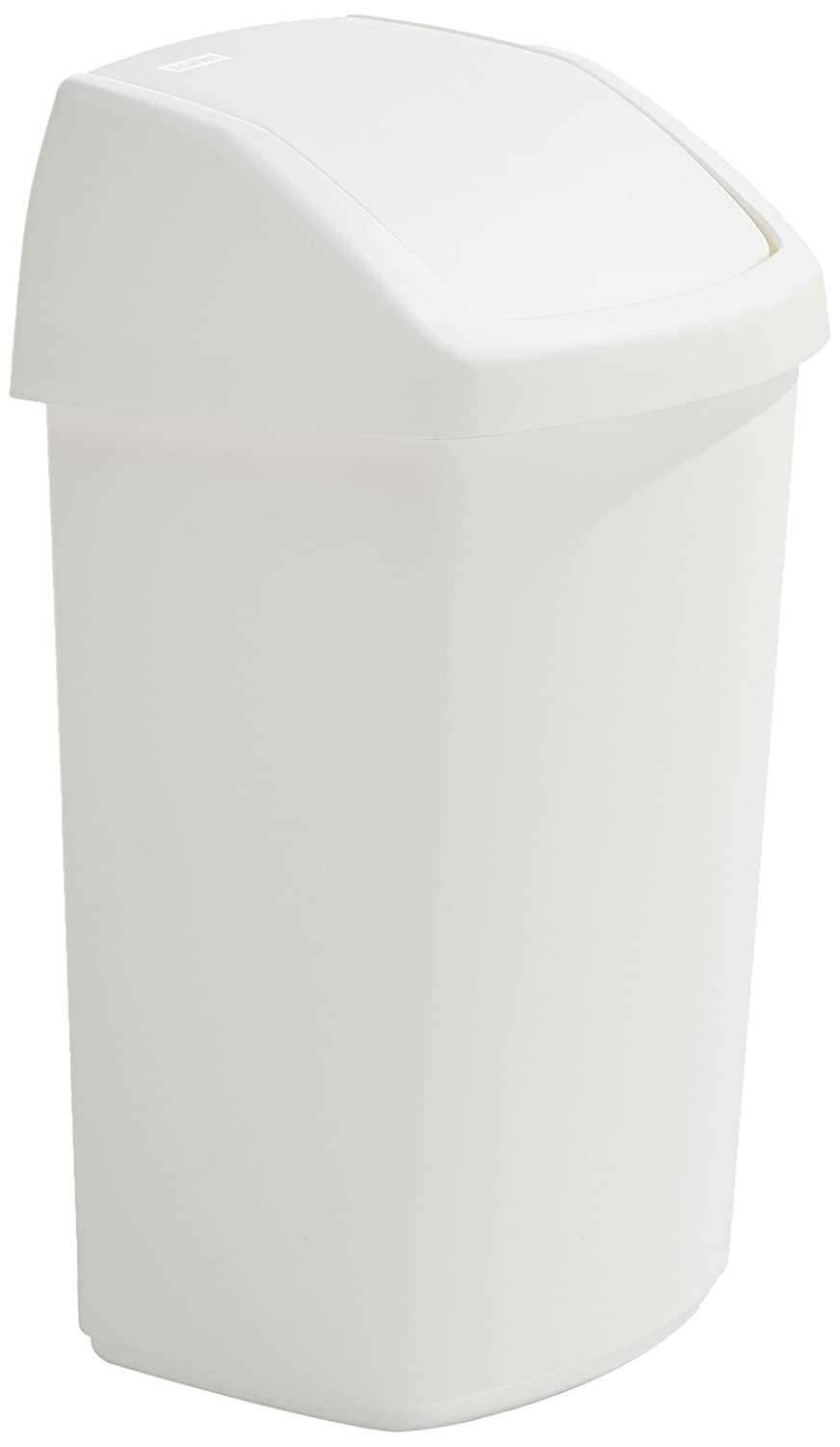 Rubbermaid Commercial Products R000881 Schwingdeckel Abfallbehä lter, 50 L (3-er Pack) Newell Rubbermaid