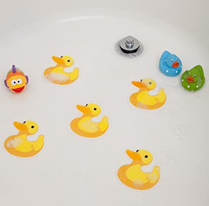 Charmant Bathtub Stickers Ducks   Safety Decals Treads Non Slip Anti Skid Shower  Applique