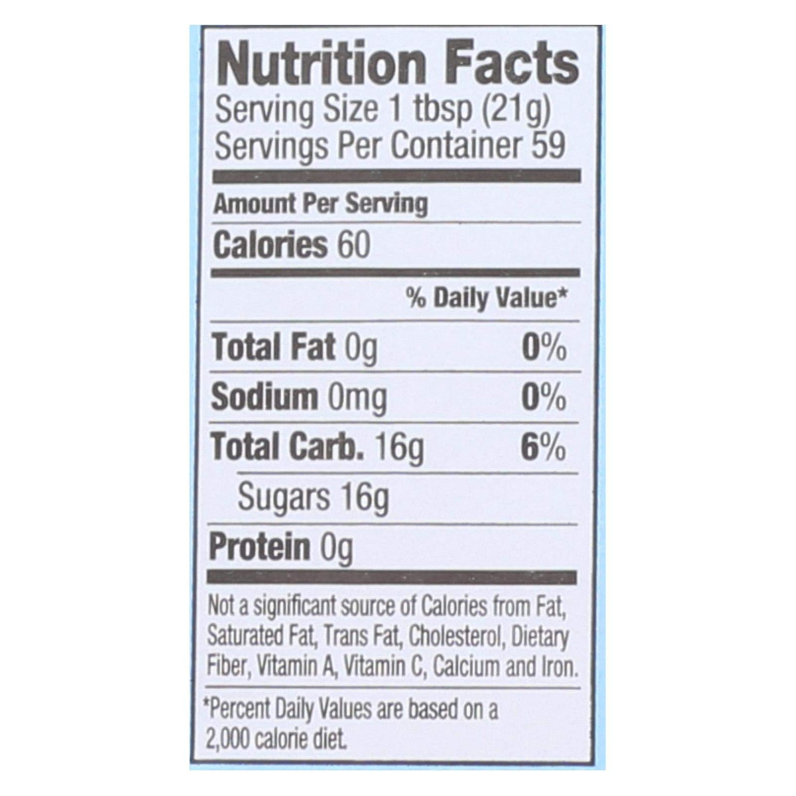 Wholesome Sweeteners Blue Agave - Organic - 44 oz - case of 6 by Wholesome Sweeteners (Image #2)