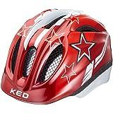 KED Meggy - Casque - rouge Tour de tête 49-55 cm 2017 casque de vtt