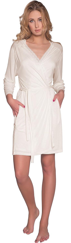 Italian Fashion IF Women's Dressing Gown Iris