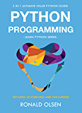 Python Programming: 2 in 1 Ultimate Value Python Guide (Learn Python Series). 30 Exercises and Challenges INCLUDED!