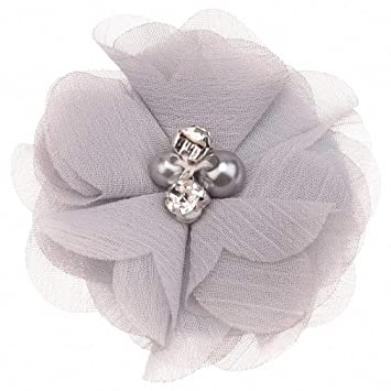 Amazon.com: Pasador de pelo para mujer, 18 unidades, perlas ...