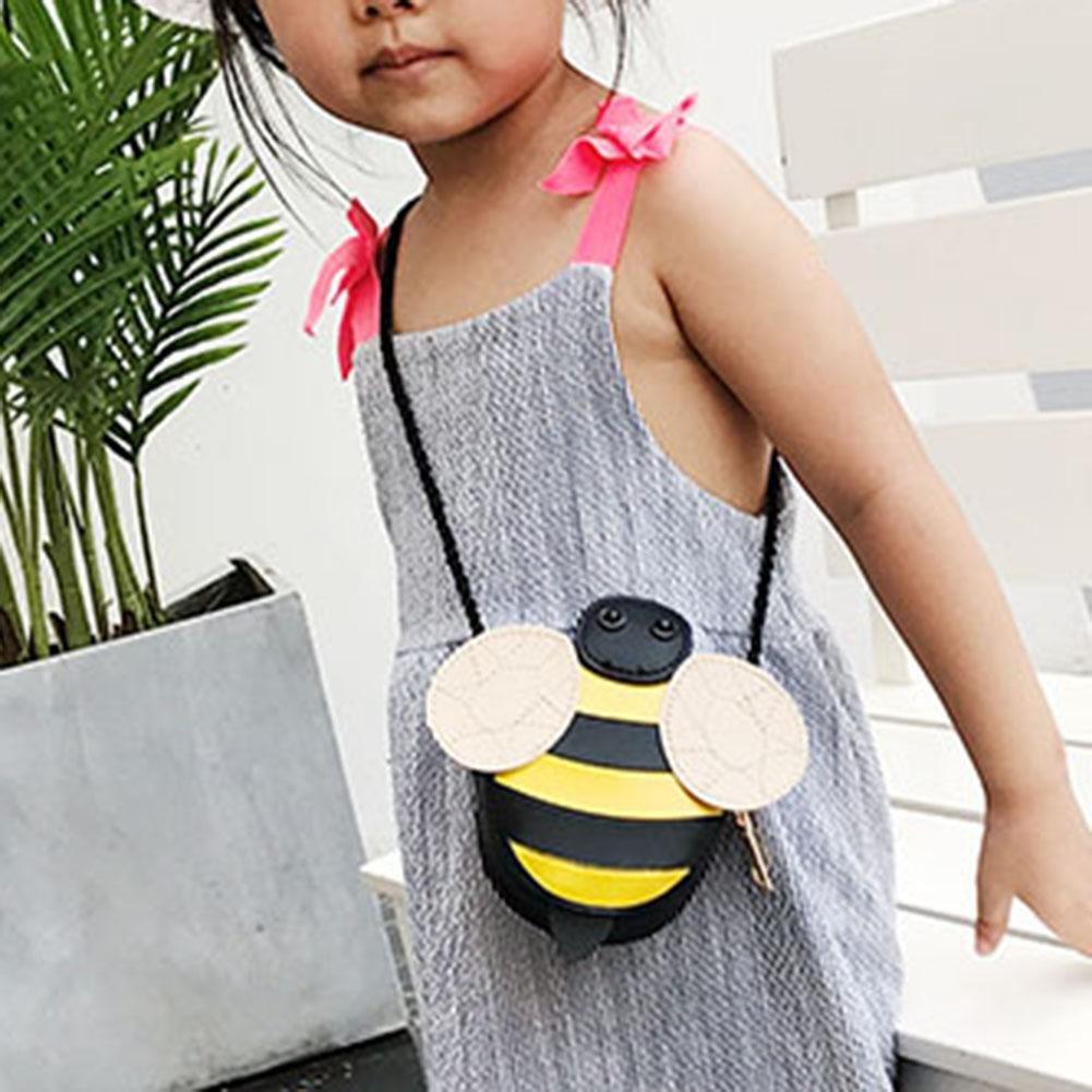 Everpertuk Petit Sacs Bandouli/ère Filles Mini Sacs /à Main B/éb/é en Cuir PU Mignon Besace Crossbody pour Enfant 1-7 Ans