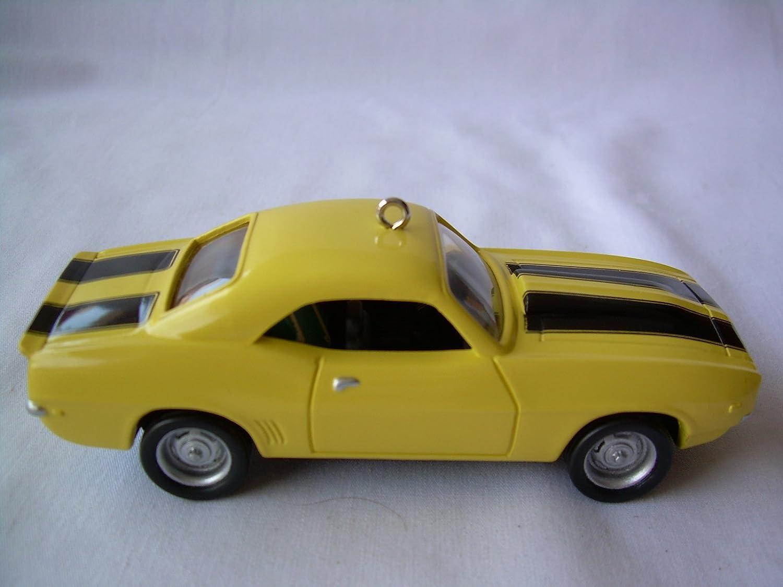 1995 Hallmark Ornament 1969 Chevrolet Camaro # 5 Series QX5239