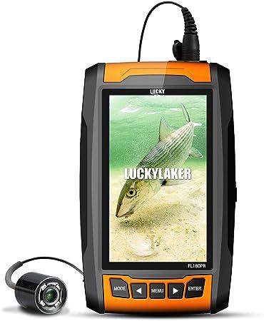 LUCKY Buscador de Peces Fish Finder For Kayak Boat Fishing Fish Finder For Kayak Boat Fishing