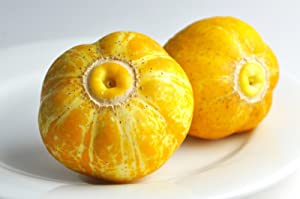 Lemon Cucumber Seeds,125+ Premium Heirloom Seeds,Fantastic addition to your home garden! Fresh & Delicious! Popular Choice! (Isla's Garden Seeds),Non Gmo,85-90% Germination Rates,Highest Quality Seeds