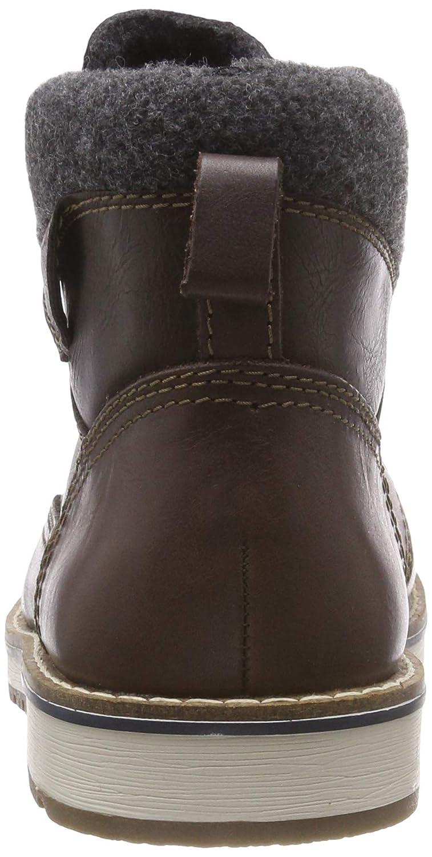 rieker herren 39230 klassische stiefel marron sherry navy 26