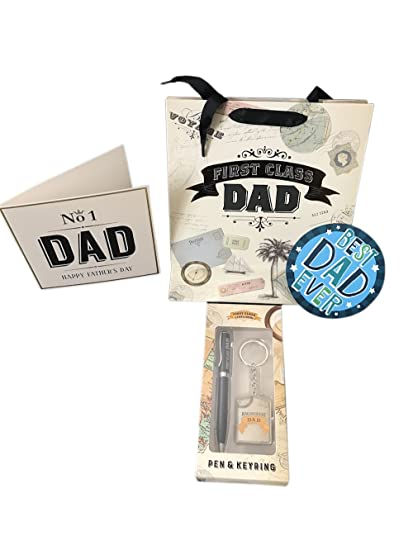 Día del padre regalo día del padre tarjeta insignia de día ...