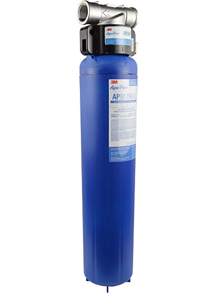 """Hot Water Sediment Post Filter System Whole House 10/"""" 3//4/"""" NPT"""
