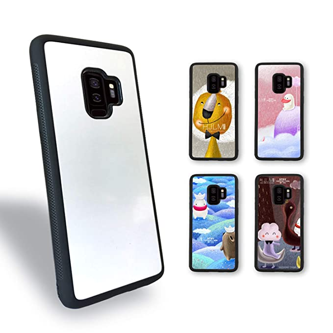 picture regarding Printable Phones identified as 10Desktops Sublimation Blank Cellphone Situations for Samsung Galaxy S9 Sublimation Blanks Printable Do it yourself Mobile phone Predicaments