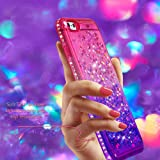 iPhone 6s Plus/iPhone 6 Plus case,Tznzxm Glitter