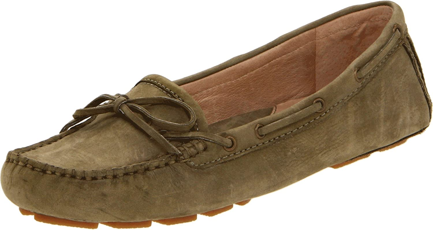 b1f2536687d Amazon.com  FRYE Women s Reagan Campus Driver Moccasin  Shoes