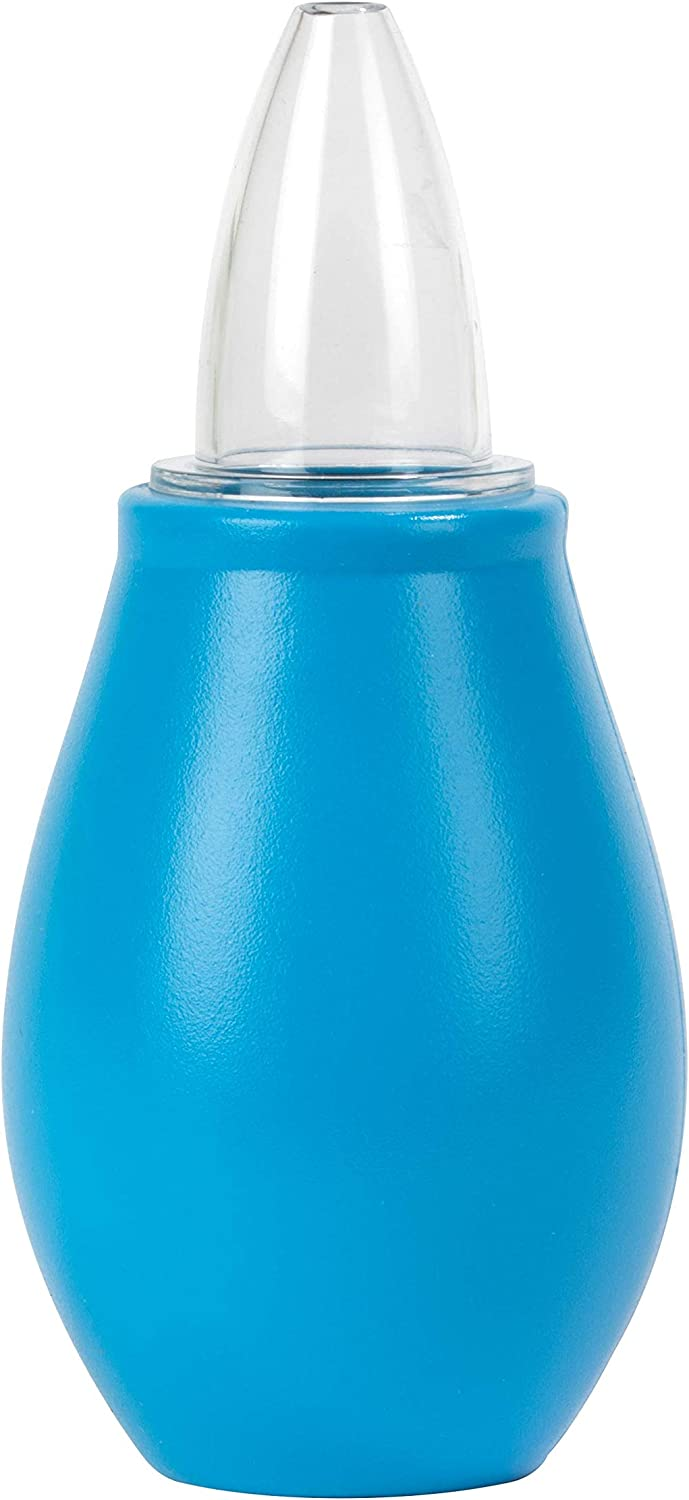 Ezy Dose Kids Nasal Aspirator   Sinus Relief and Snot Sucker for Baby and Toddler   Easy to Clean and Dishwasher Safe
